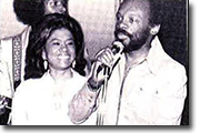 Belva and Willie Brown, Former Mayor of San Francisco and Speaker of the California State Assembly